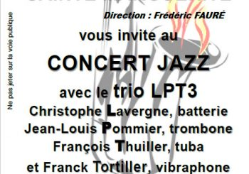 Concert Jazz à Gradignan